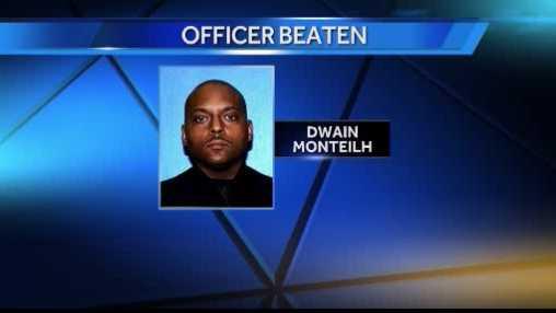 Officer Dwain Monteilh