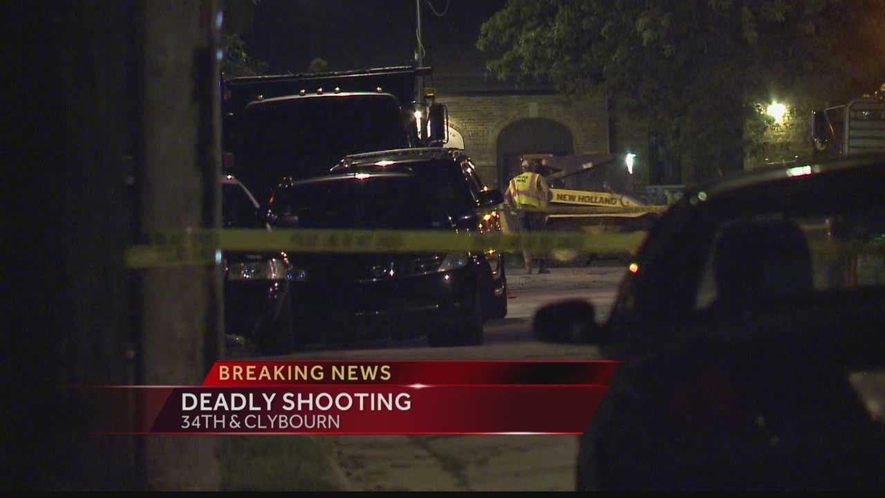 Milwaukee police are investigating a deadly shooting on the city's West side.