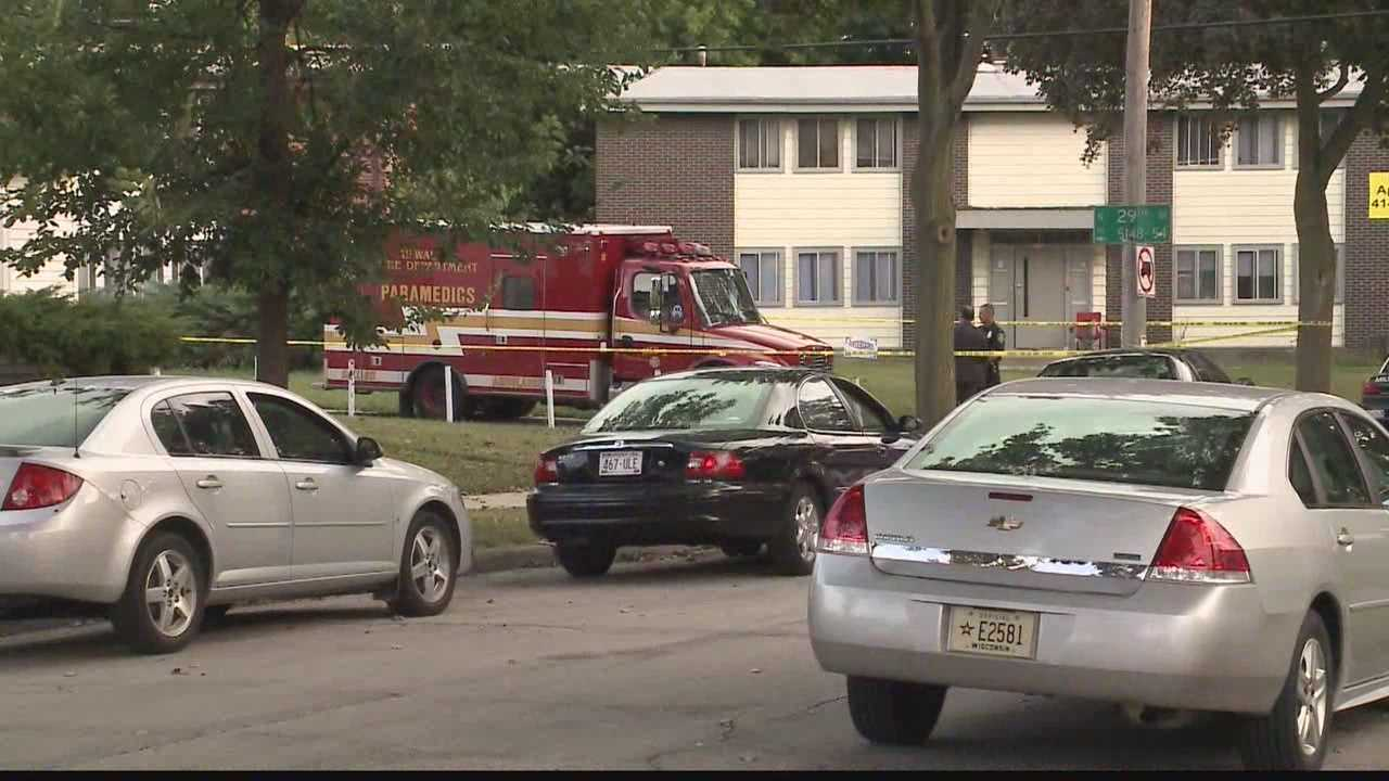 Milwaukee police investigated the death of an 11-month-old girl Wednesday at 29th Street and Villard Avenue.