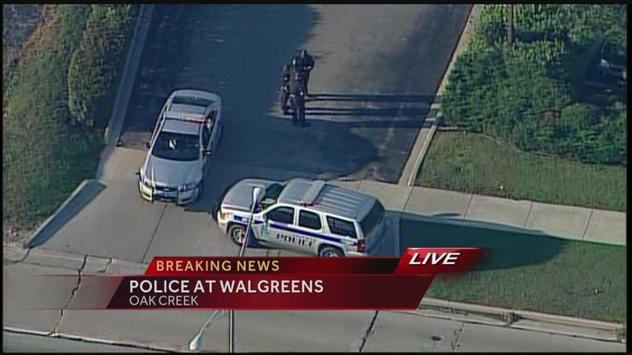 Bomb threats were called in to several Walgreens stores in Southeast Wisconsin Monday.