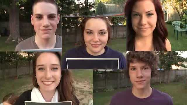 Tonight at 10: Quintuplets turn 16