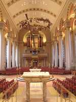 Click here to see more from inside the Cathedral of St. John the Evangelist.