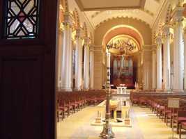 Cathedral of St. John the Evangelist,812 N. Jackson Street