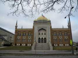 Tripoli Shrine Center,3000 W. Wisconsin Avenue