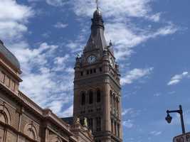 Milwaukee City Hall- EVENT HEADQUARTERS (PASSPORT SITE),200 E. Wells Street