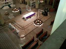 St. Joseph Convent Chapel,1501 S. Layton Boulevard