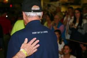 """""""Every day is a bonus"""" is the motto of Stars and Stripes Honor Flight."""