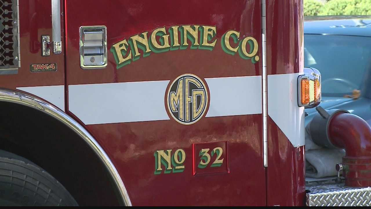 Firefighters accused of vandalizing firehouse
