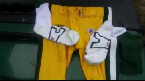 Packers pants