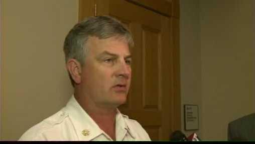 Chief Mark Rohlfing