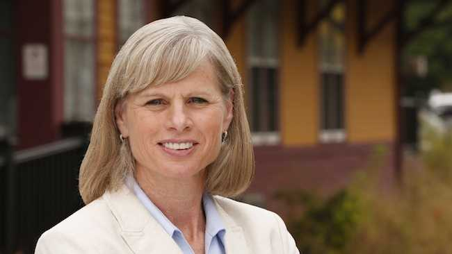 Mary Burke official head shot