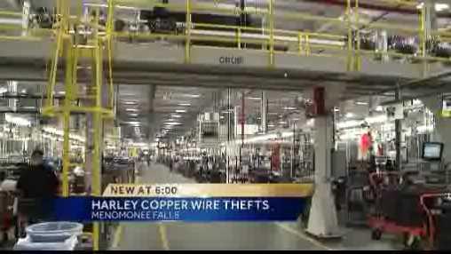 Harley plant