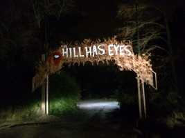 The Hill Has Eyes - The Rock Sports Complex, Franklinhttp://hillhaseyes.com/