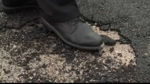 bad pavement - Travelers