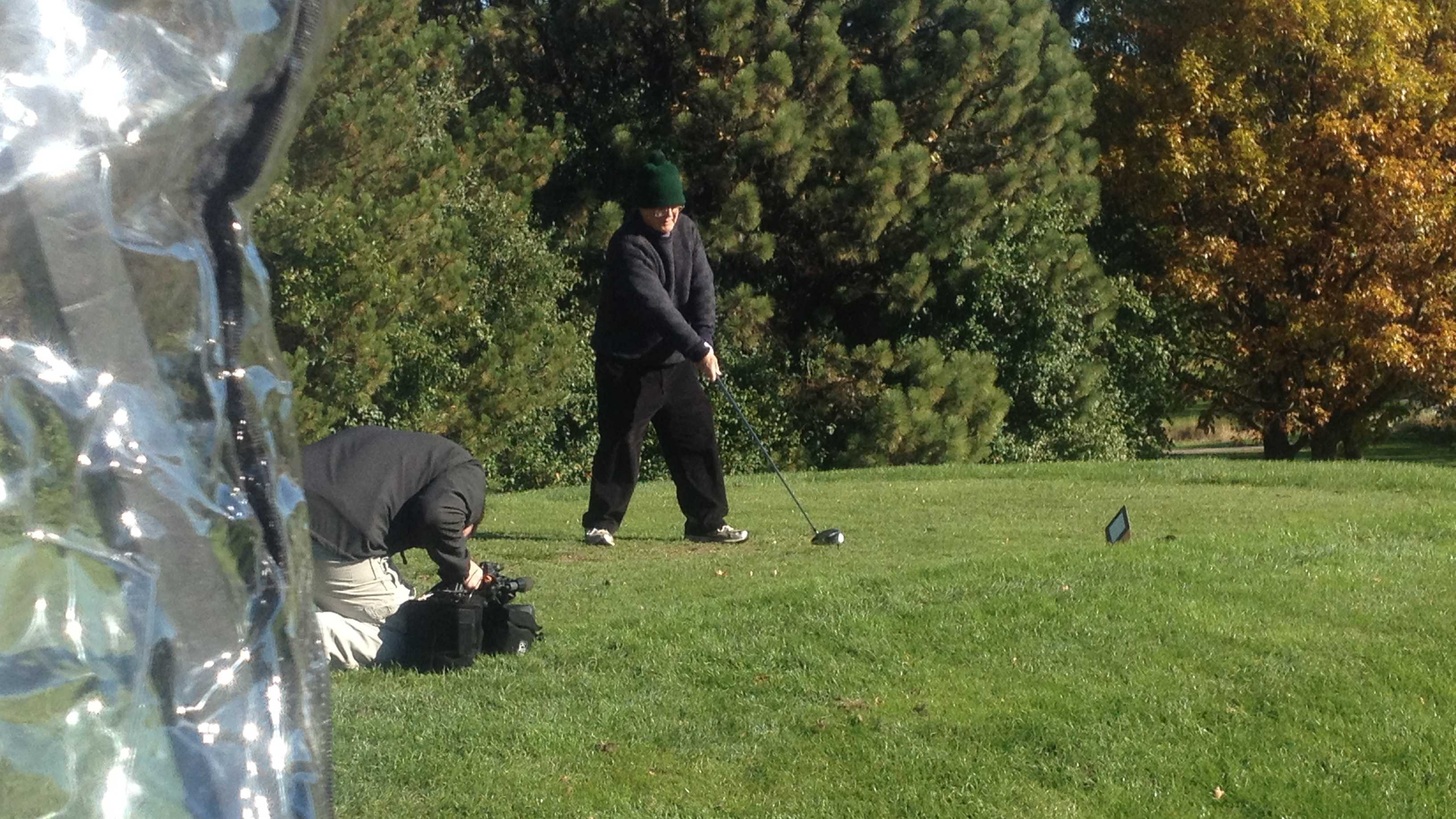 Oct 25 golf