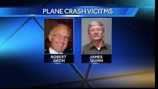 Missouri plane crash victims