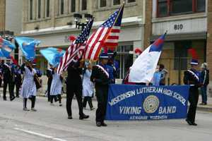 Wisconsin Lutheran High School band