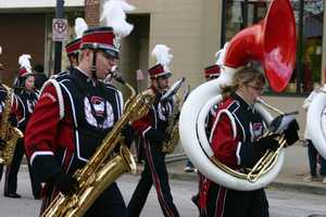 Oostburg High School marching band