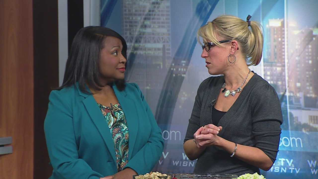 Angela Wein from Weight Watchers stopped by WISN 12 News This Morning to share ideas for staying healthy this Thanksgiving.