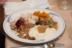 2013 Wisconsin Thanksgiving meal:  $48.40.   Down from $48.88 last year.Lower than the national average of $49.04.