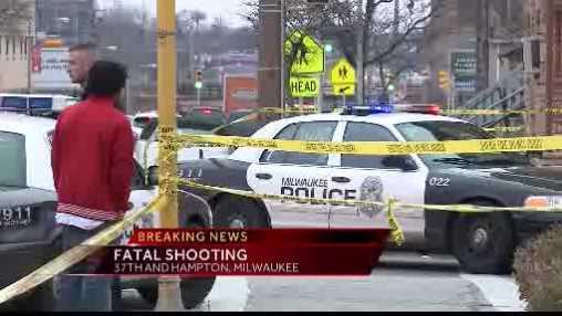 homicide scene
