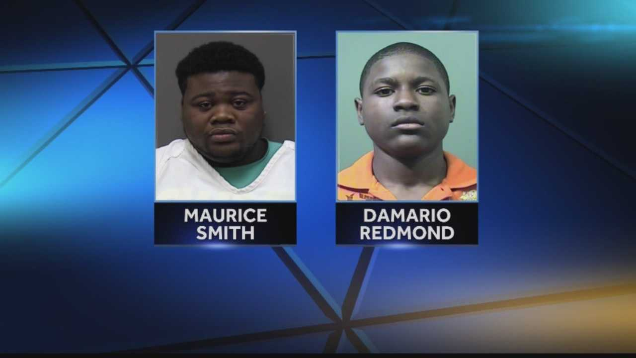 Two in custody after robbery and shooting in Racine