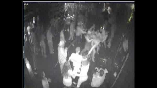 VIDEO: Bucks' Larry Sanders involved in nightclub fight