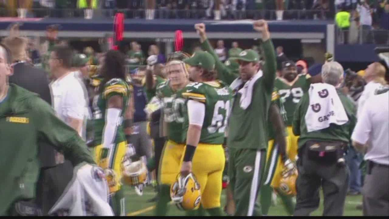 Packers win with incredible second-half comeback