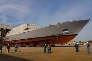 The LCS-class ship is being built at Marinette Marine and is the fifth Navy ship to bear Milwaukee's name. Here's a brief history of the other USS Milwaukees: