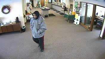 Jackson robbery suspect