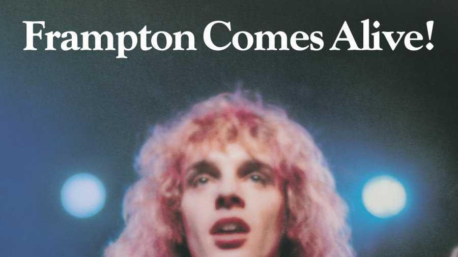 OTD January 6 - Frampton Comes Alive