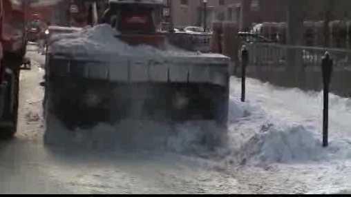Racine plow