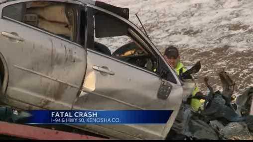 Kenosha fatal crash