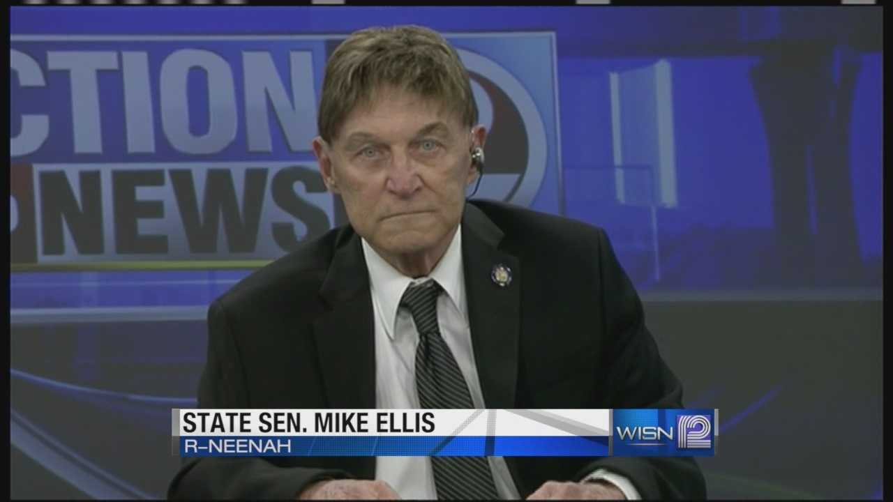 State Sen. Mike Ellis, R-Neenah, says Republican leadership is interested in using the revenue surplus to lower property tax bills.