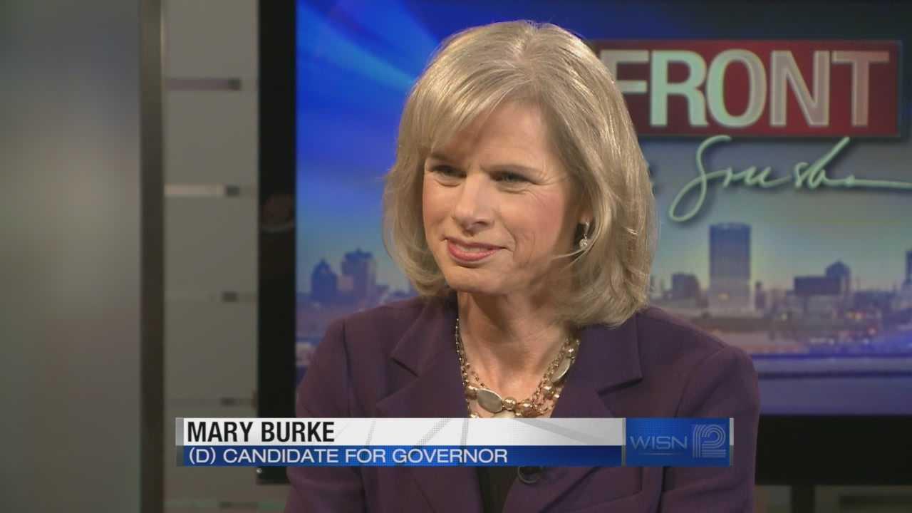 Burke knocks Walker tax cut plan