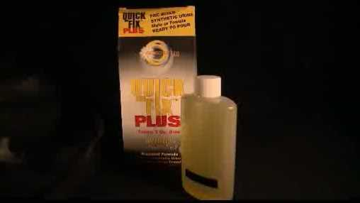 Synthetic urine kit