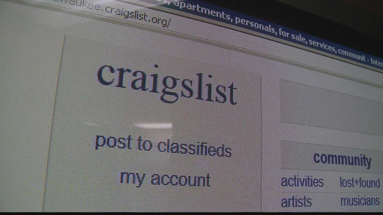 Racine man sentenced after fake posts on Craigslist