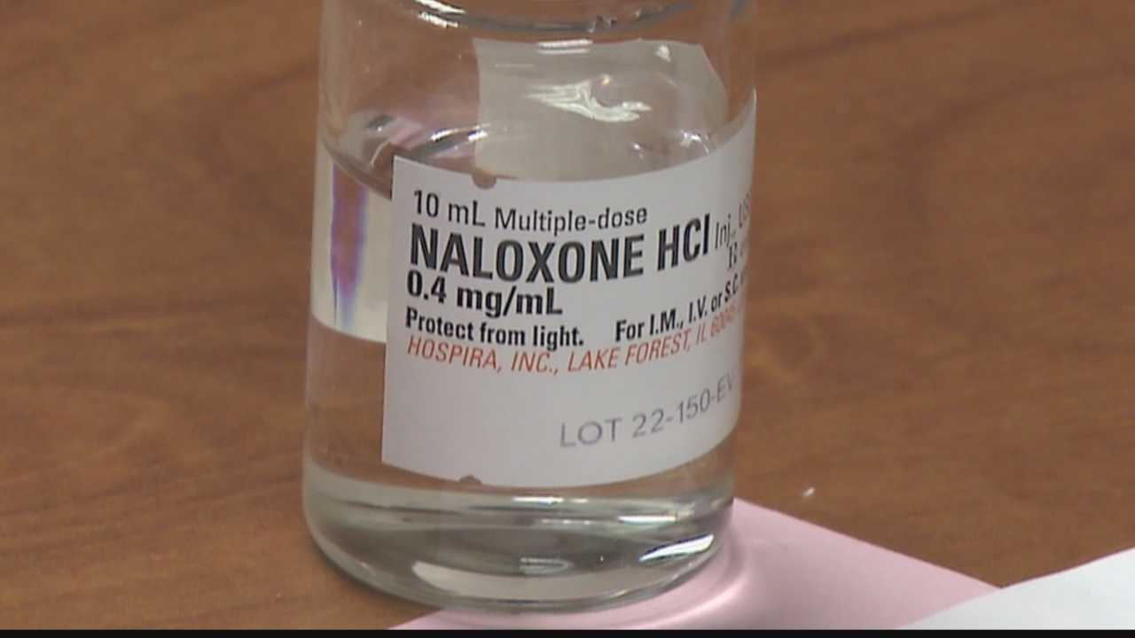 Bill could make Narcan use legal for individuals