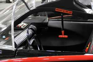 "Gadget: ""Emergency Bat-Turn Lever"""