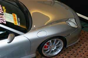 2003 Porsche 911 Turbo-