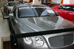2005 Bentley GT