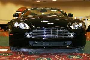 2010 Aston Martin Vantage- $87,800