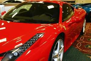 2011 Ferrari 458 Italia-