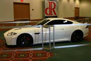 2012 Jaguar XKR-S- $99,800