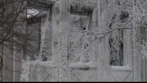 icy school