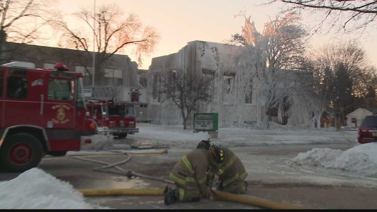 Racine students to return to middle school following fire