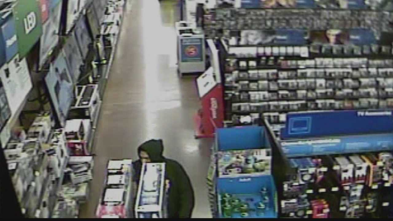 Police say a crime spree at area Walmarts was fueled by demand for heroin.