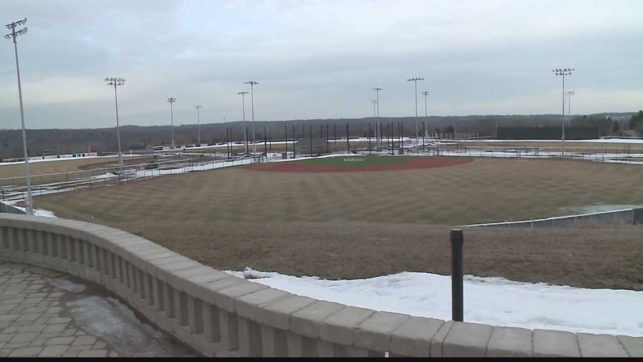 The Rock Sports Complex could be home to minor league baseball team
