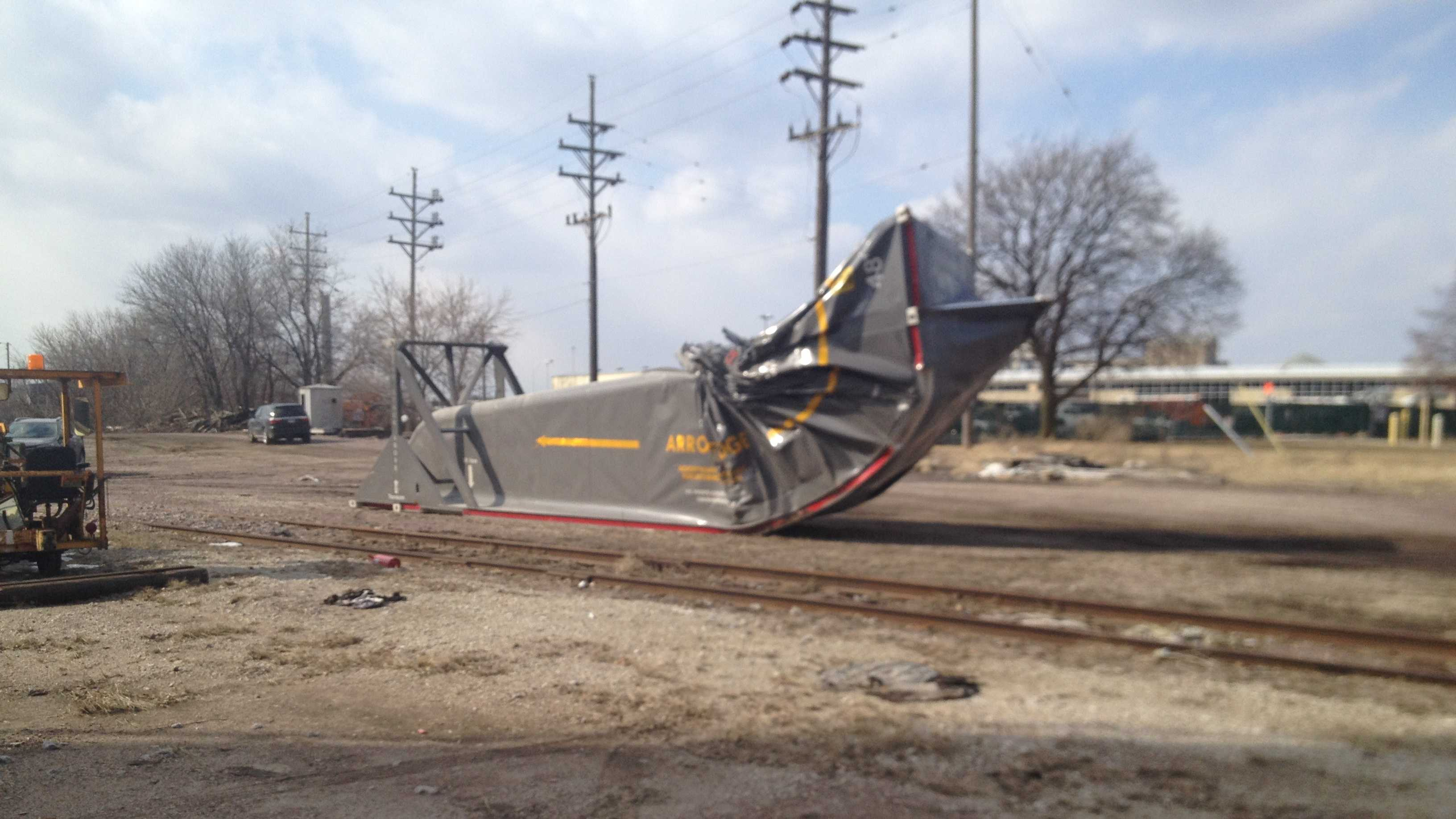 piece that fell off 35th