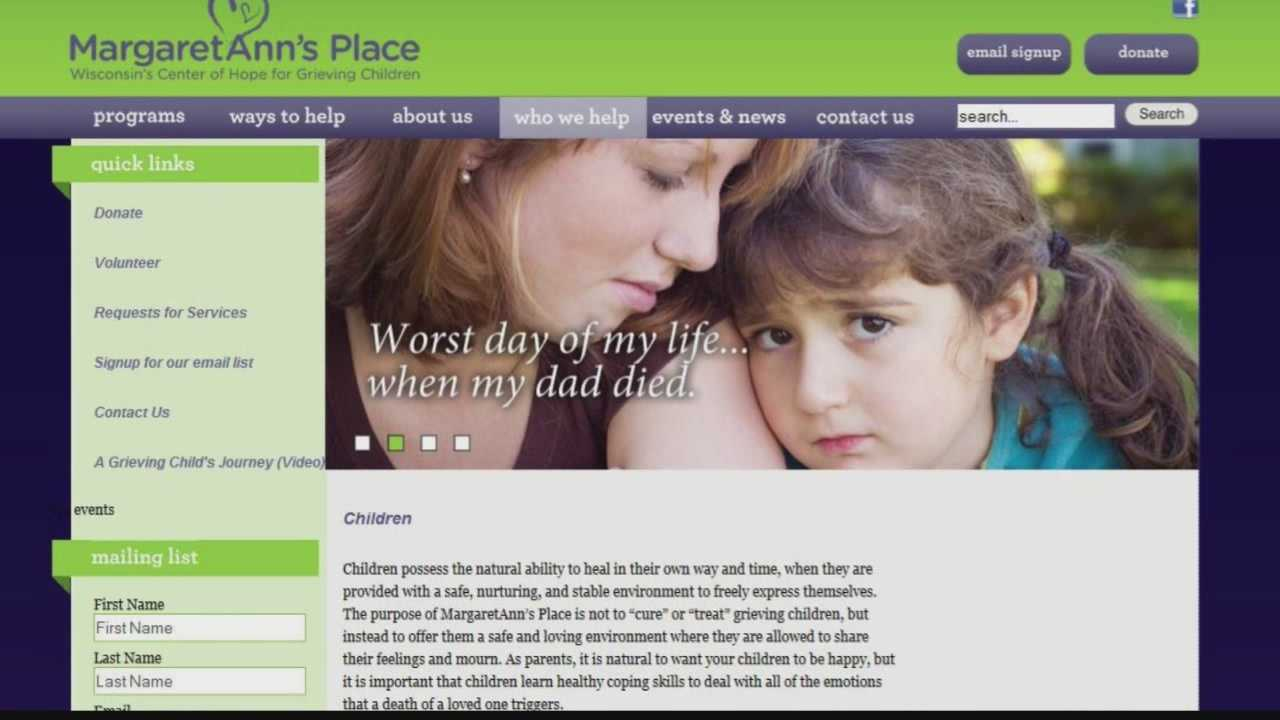 Margaret Ann's Place ending its children's counseling programs